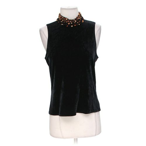 Xscape Embellished Tank Top in size S at up to 95% Off - Swap.com