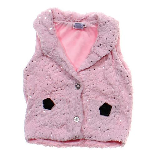Little Lass Embellished Vest in size 5/5T at up to 95% Off - Swap.com