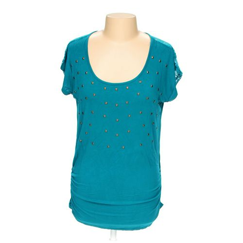 French Laundry Embellished Yoke Shirt in size M at up to 95% Off - Swap.com