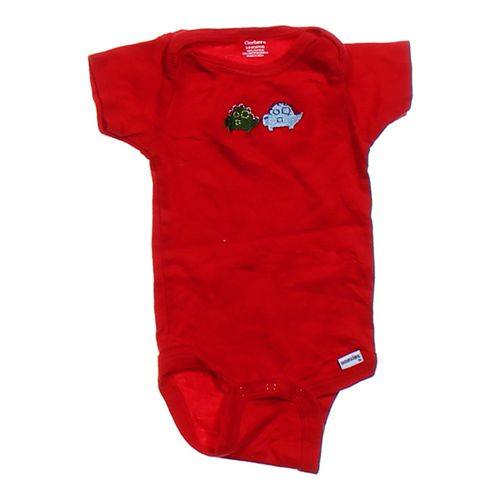 Gerber Embroidered Bodysuit in size 3 mo at up to 95% Off - Swap.com