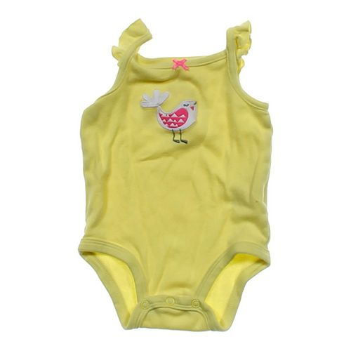 Carter's Embroidered Bodysuit in size 3 mo at up to 95% Off - Swap.com