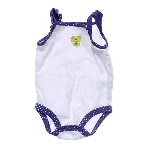 Carter's Embroidered Bodysuit in size 6 mo at up to 95% Off - Swap.com