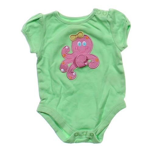 Garanimals Embroidered Bodysuit in size NB at up to 95% Off - Swap.com
