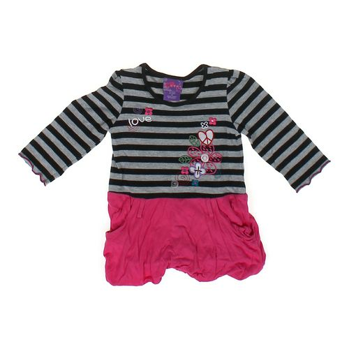 CRute Embroidered Bubble Tunic in size 2/2T at up to 95% Off - Swap.com