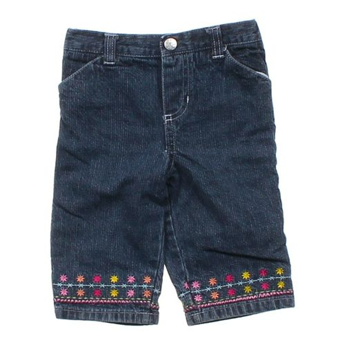Baby Headquarters Embroidered Capri Pants in size 24 mo at up to 95% Off - Swap.com