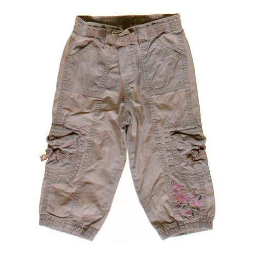 The Kids Source Embroidered Capri Pants in size 3/3T at up to 95% Off - Swap.com