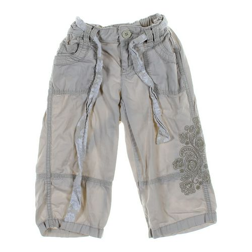 Faded Glory Embroidered Capris in size 6X at up to 95% Off - Swap.com