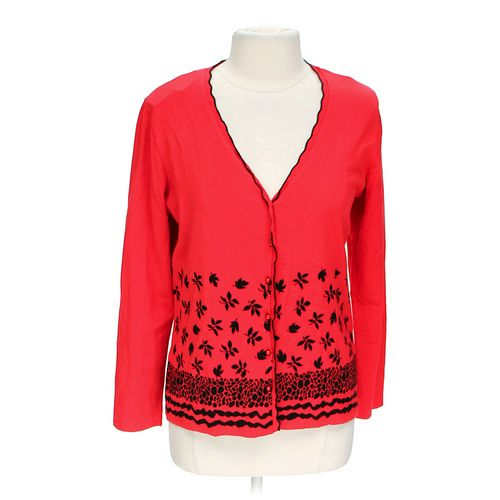 Cellini Embroidered Cardigan in size 12 at up to 95% Off - Swap.com