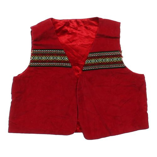Embroidered Corduroy Vest in size 2/2T at up to 95% Off - Swap.com