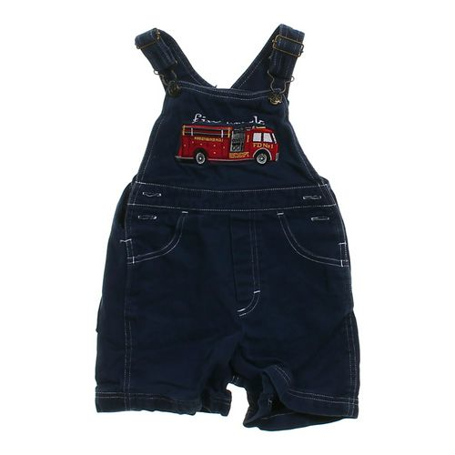 In Design Embroidered Denim Overalls in size 4/4T at up to 95% Off - Swap.com