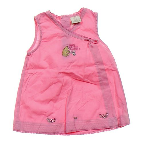 Classic Pooh Embroidered Dress in size 6 mo at up to 95% Off - Swap.com