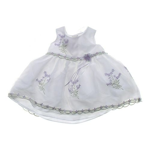 La Princess Embroidered Dress in size 12 mo at up to 95% Off - Swap.com