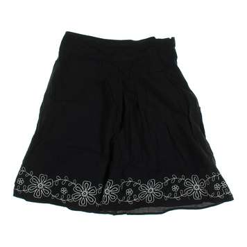 Embroidered Floral Skirt for Sale on Swap.com