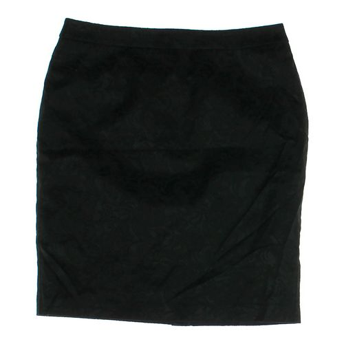 Apt. 9 Embroidered Flower Skirt in size 12 at up to 95% Off - Swap.com
