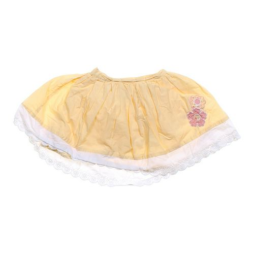 Cherokee Embroidered Flower Skirt in size 2/2T at up to 95% Off - Swap.com