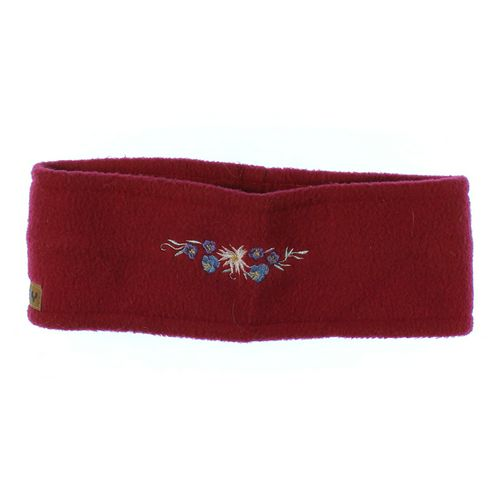Smiley Embroidered Headband in size One Size at up to 95% Off - Swap.com