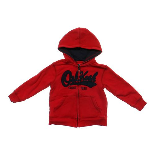 OshKosh B'gosh Embroidered Hooded Jacket in size 3/3T at up to 95% Off - Swap.com
