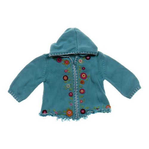 Hartstrings Embroidered Hoodie in size 18 mo at up to 95% Off - Swap.com
