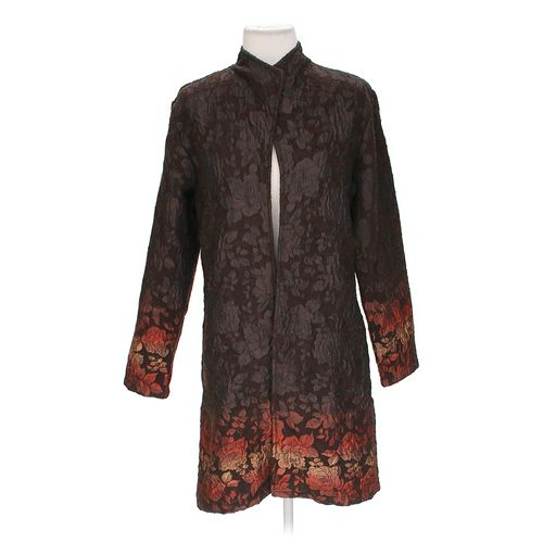 Coldwater Creek Embroidered Jacket in size 6 at up to 95% Off - Swap.com