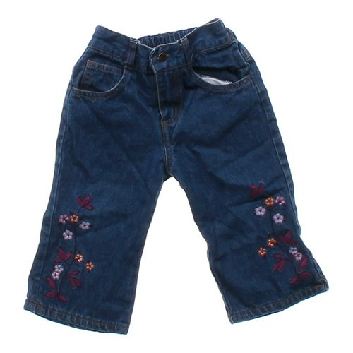 Baby Cool Collection Embroidered Jeans in size 18 mo at up to 95% Off - Swap.com