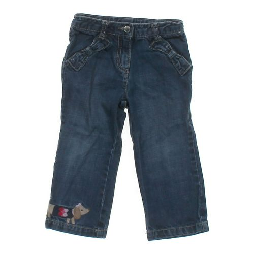 Gymboree Embroidered Jeans in size 2/2T at up to 95% Off - Swap.com