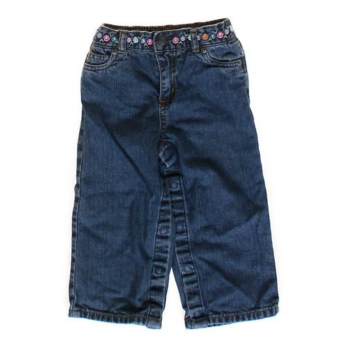 Carter's Embroidered Jeans in size 24 mo at up to 95% Off - Swap.com