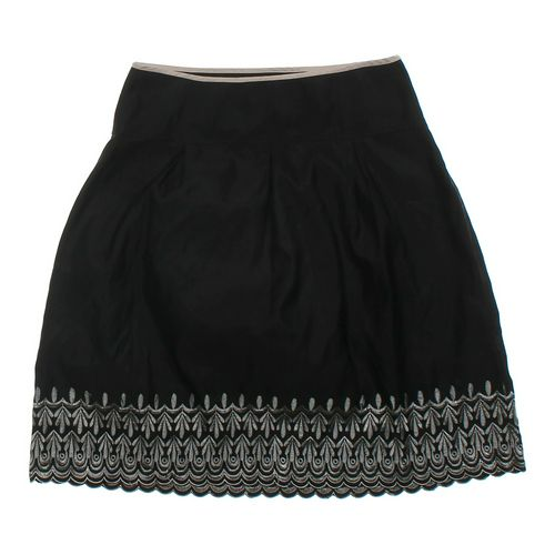 Old Navy Embroidered Low Waist Skirt in size 6 at up to 95% Off - Swap.com