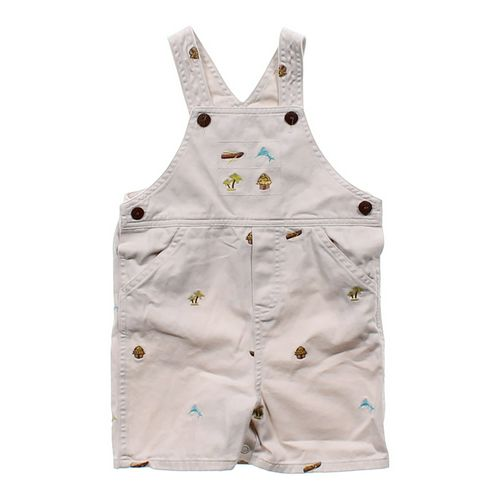Hartstrings Embroidered Overalls in size 24 mo at up to 95% Off - Swap.com