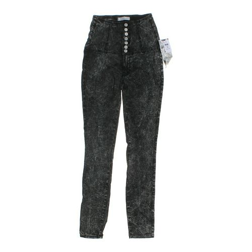 Crave Fame Embroidered Pants in size JR 5 at up to 95% Off - Swap.com