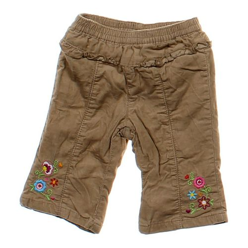 The Children's Place Embroidered Pants in size 3 mo at up to 95% Off - Swap.com