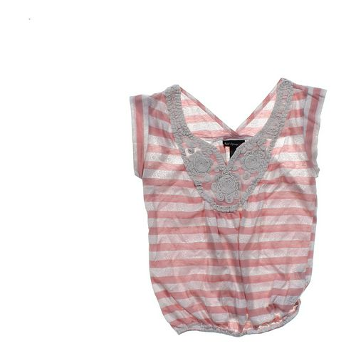 Self Esteem Embroidered Shirt in size JR 7 at up to 95% Off - Swap.com