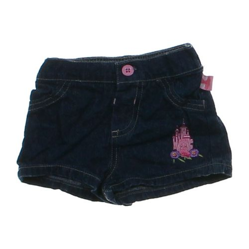 Disney Embroidered Shorts in size 12 mo at up to 95% Off - Swap.com