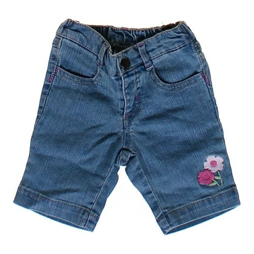 Gymboree Embroidered Shorts in size 6 mo at up to 95% Off - Swap.com