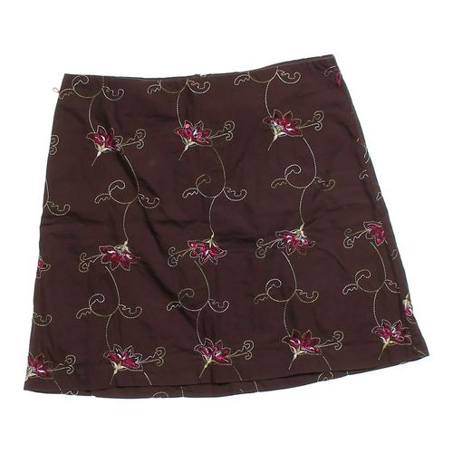 Heart Soul Embroidered Skirt in size JR 5 at up to 95% Off - Swap.com