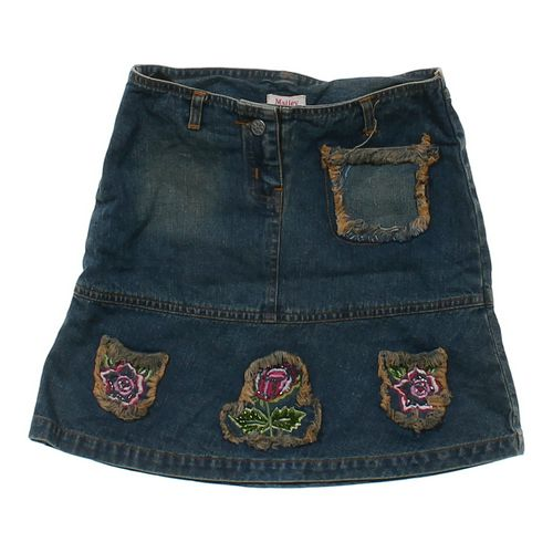 Malley Sport Embroidered Skirt in size 6 at up to 95% Off - Swap.com