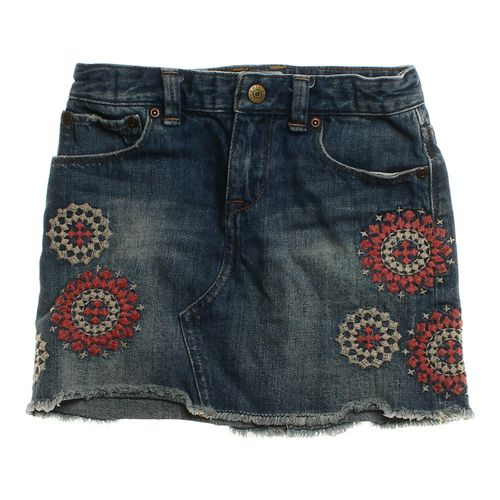 Ralph Lauren Embroidered Skirt in size 6X at up to 95% Off - Swap.com