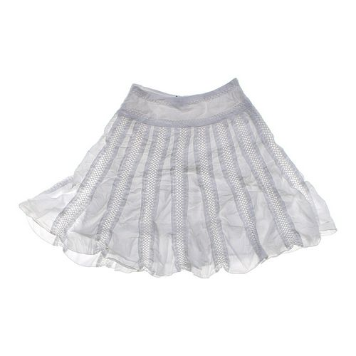 New York & Company Embroidered Skirt in size 4 at up to 95% Off - Swap.com