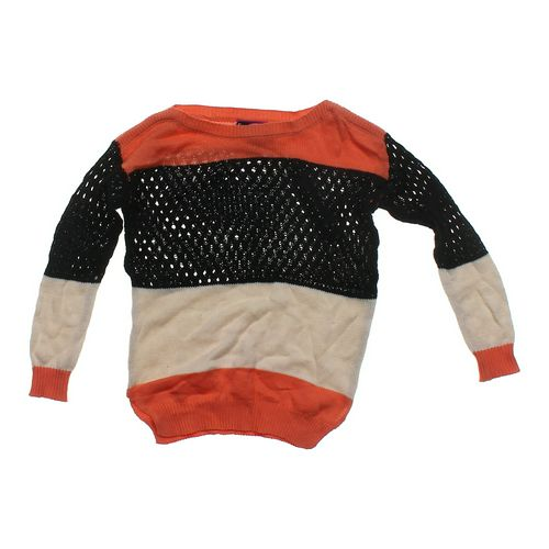 Say What? Embroidered Sweater in size JR 3 at up to 95% Off - Swap.com