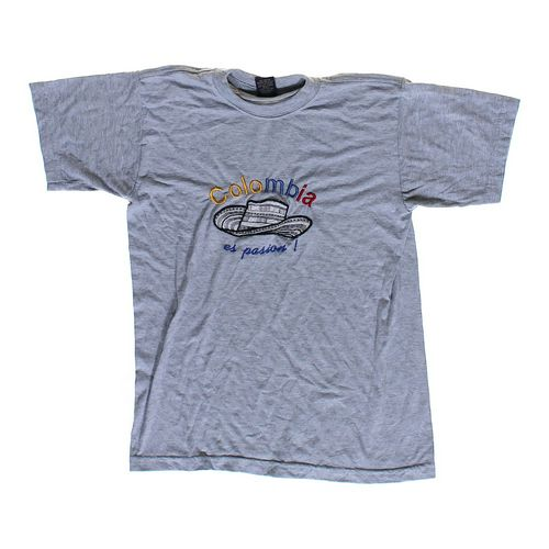 Cotton America Embroidered T-shirt in size 8 at up to 95% Off - Swap.com