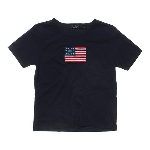Crystal&Kobe Embroidered T-Shirt in size JR 11 at up to 95% Off - Swap.com
