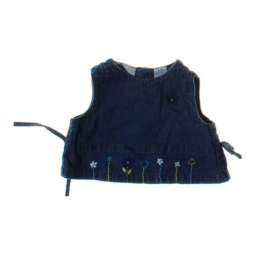 Miniwear Embroidered Tank Top in size 12 mo at up to 95% Off - Swap.com