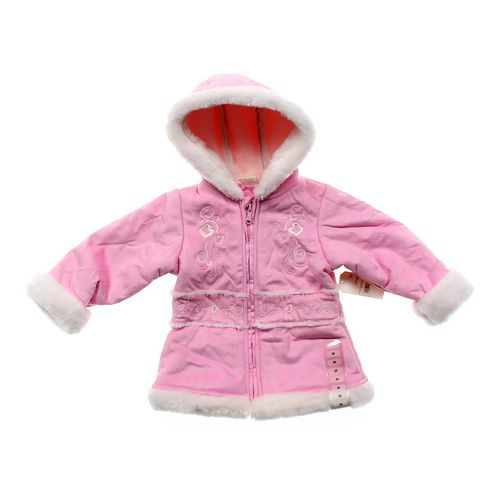 OshKosh B'gosh Embroidered Winter Coat in size 2/2T at up to 95% Off - Swap.com