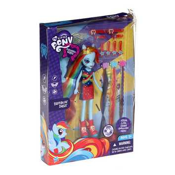 Equestria Girls Rainbow Dash for Sale on Swap.com