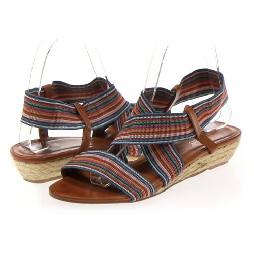 Nicole by Nicole Miller Espadrilles in size 5.5 Women's at up to 95% Off - Swap.com