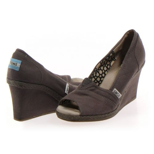 Toms Espadrilles in size 6.5 Women's at up to 95% Off - Swap.com