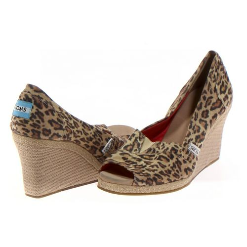 Toms Espadrilles in size 7 Women's at up to 95% Off - Swap.com