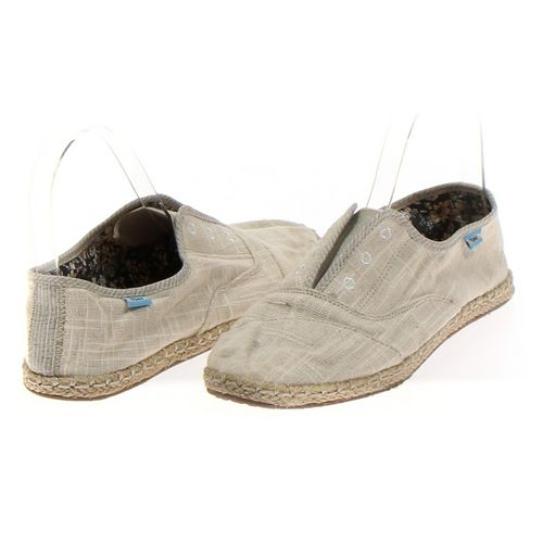 Toms Espadrilles in size 7.5 Women's at up to 95% Off - Swap.com