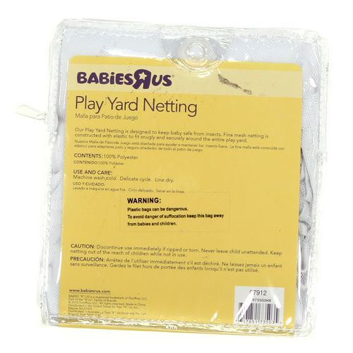Babies R Us Especially for Baby Playard Netting at up to 95% Off - Swap.com