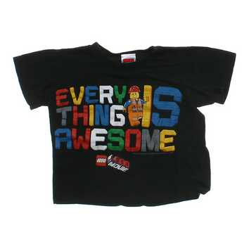 """Everything Is Awesome"" T-Shirt for Sale on Swap.com"