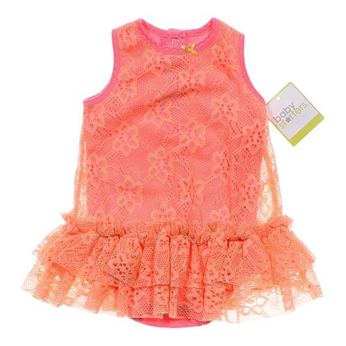 Baby Starters Eyelet Bodysuit in size 9 mo at up to 95% Off - Swap.com